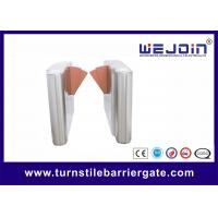 China Access Control Flap Barrier Gate For Spare Club , bi-direction Gate for new product wholesale