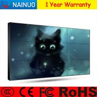 China commercial grade led tv with super narrow bezel TV display screen LCD display panel video wall on sale