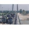 China The Longest Suspension Bridge / Rigid Frame Bridge Professional wholesale