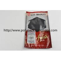 China Durable Anti Corrosive Humidified Cigar Humidor Bags With Resealable Ziplock wholesale