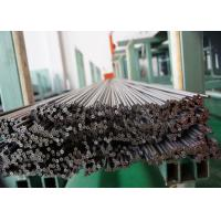 China High Cleanness Hydraulic Tubing Seamless Steel Tube Plugged With Plastic Caps wholesale
