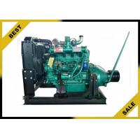 China High Power Mechanic Diesel Engine Long Service Time , 56 KW Diesel Engines For Angriculture wholesale