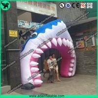 Buy cheap Inflatable Shark, Event Shark Entrance,Holiday Festival Advertising Inflatable from wholesalers