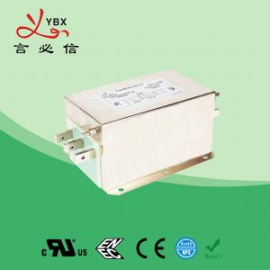 China Yanbixin High Performance Rfi Suppression Filter 3 Phase Inverter Interference wholesale