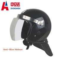 Buy cheap High Quality Police Riot Control Helmet Anti Riot Helmet with Visor ABS Anti Riot Helmet from wholesalers