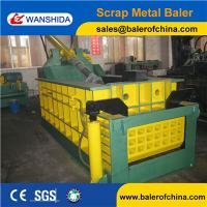 China Forward out Aluminum scrap metal baler wholesale