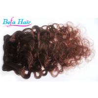 China Pure Body Wave Malaysian Clip In Curly Hair Extension Virgin Human Hair wholesale