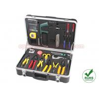 China FOCONEC Fiber Optic Cable Fusion Splicing , Termination Tool Case on sale
