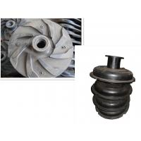 China Stainless Steel Small Rubber Slurry Pump , Heavy Duty Slurry Pump Horizontal wholesale