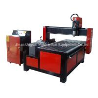 China With Underneath #300mm Rotary Axis &T slot Working Table CNC Engraving Machine wholesale