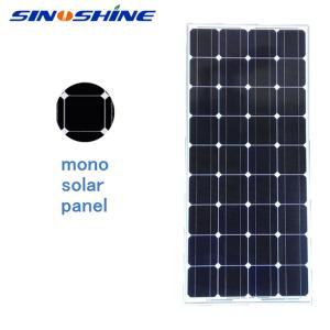 China 1640*992*40mm high efficiency 4bb lines Monocrystalline 290 watt solar panel work in wind and snow wholesale