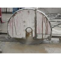 China Reinforced Concrete Wall Saw Blades With Single U Segment 600-1600mm wholesale