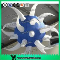 China White And Blue Club Hanging Decoration Inflatable Star Customized wholesale