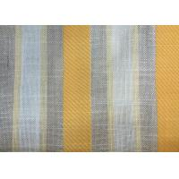 China Blended 100 Viscose Fabric Plain Upholstery Striped Bed Liner Europe Style wholesale
