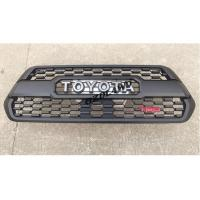 Buy cheap TRD Style Matte Black Front Grill Mesh , 2016 Toyota Tacoma Aftermarket Accessories from wholesalers