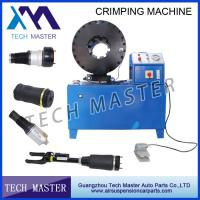 China Mercedes BMW Audi Land Rover Hydraulic Hose Crimping Machine High Performance wholesale