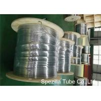 China TP316Ti stainless steel coil tubing heat exchanger,Stainless Steel Cooling Coil Wst 1.4571 UNS S31635 wholesale
