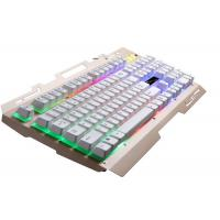 Quality Bluetooth Green Led Light Up Rainbow Gaming Keyboard For Ipad Game Keyboard for sale