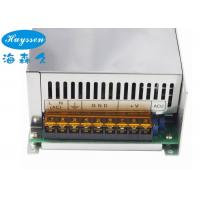 China AC 110V or 220V Single Output SMPS DC 0-200V 3A 600W Adjustable Switching Power Supply wholesale