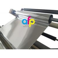 Buy cheap 1 Inch Core Glossy Metalized Thermal Lamination Film BOPP / PET Material from wholesalers