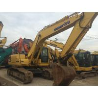 Quality 95% UC Used Komatsu Pc200 Excavator 20 Ton Weight With 5 Years Warranty for sale