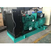 China 280KW Commercial Diesel Generators With Cummins Engine NTA855-G2A For Hotel wholesale
