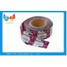 China Multicolor Printing Drink Bottle Labels , Washable Pvc Heat Shrink Sleeve Labels wholesale