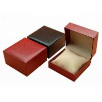 China Weight 428.6g Luxury Gift Packaging Boxes For Necklace / Ring / Earring wholesale