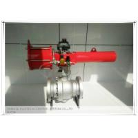 China High performance Spring Return Scotch yoke pneumatic actuator for ball valves wholesale