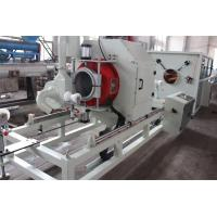 China PP PVC Plastic Automated Hdpe Pipe Making Machine 450kgs/h 600m2 wholesale