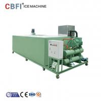 China Smart / Energy Save Ice Block Machine With Strong German Compressor ISO wholesale