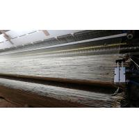 Quality Soft Kenaf Natural Curtain Fabric , Good Permeability Curtain Material for sale