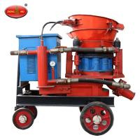 China PZB Mining Explosion Proof Shotcrete Machine On Sale wholesale