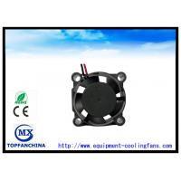 China High Temperature Dc Brushless Fan 12v , Small Electronic Cooling Fans 25mm X 25mm X 10mm wholesale