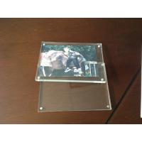China High Transparent Magnetic Acrylic Photo Frames For Office , Waterproof wholesale