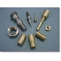 China Brass, phosphor bronze milling, threading CNC Lathe Parts with nitrogen treatment wholesale