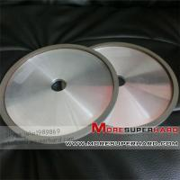China 4A2 6'' Diamond grinding wheels For face grinding on sale