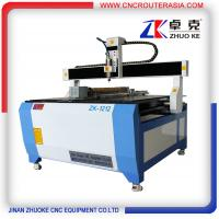China 4th rotary axis CNC Engraving Carving Machine with Mach3 controller ZK-1212-2.2KW on sale