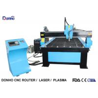 China Fire Head CNC Plasma Cutting Machine Heavy Duty Body For Thickness Metal Cut wholesale