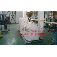 Buy cheap 1 Ton Bulk bags super sack bags for storage chemical powder PP woven bulk bags from wholesalers