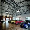 China Modern Design Steel Structure Prefabricated Workshop Heya Int'L Car Showroom wholesale