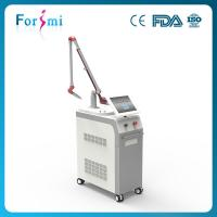 China clinic use/Spot size 0.7 -8mm ajustable  machine tattoo removal wholesale