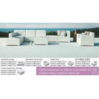 China leather sofa modular sofa furniture-8901 wholesale