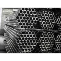 China Painting Black Seamless Metal Tubes , Boiler Steel Pipe ASTM A213 GB 5310 20MoG on sale