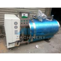 Quality 5000L Stainless Steel Milk Cooling Tanks Price 500L Vertical Milk Cooling Tanks for sale