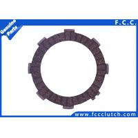 China FCC Motorcycle Clutch Friction Plate Honda CG125 CG150 143-C6G02-00 wholesale