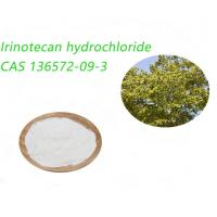 China API Irinotecan Hydrochloride Whitish Crystalline Powder Treating Colon Cancer on sale