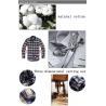 China 100% cotton print flannel men's  fashion shirts wholesale