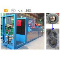 China Pyrolysis Scrap Rubber Tires Recycling Machine For Paving Sport Ground on sale