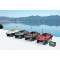 China 400M remote control GPS Bait Boats with fish finder, LCD Display for entertaining wholesale